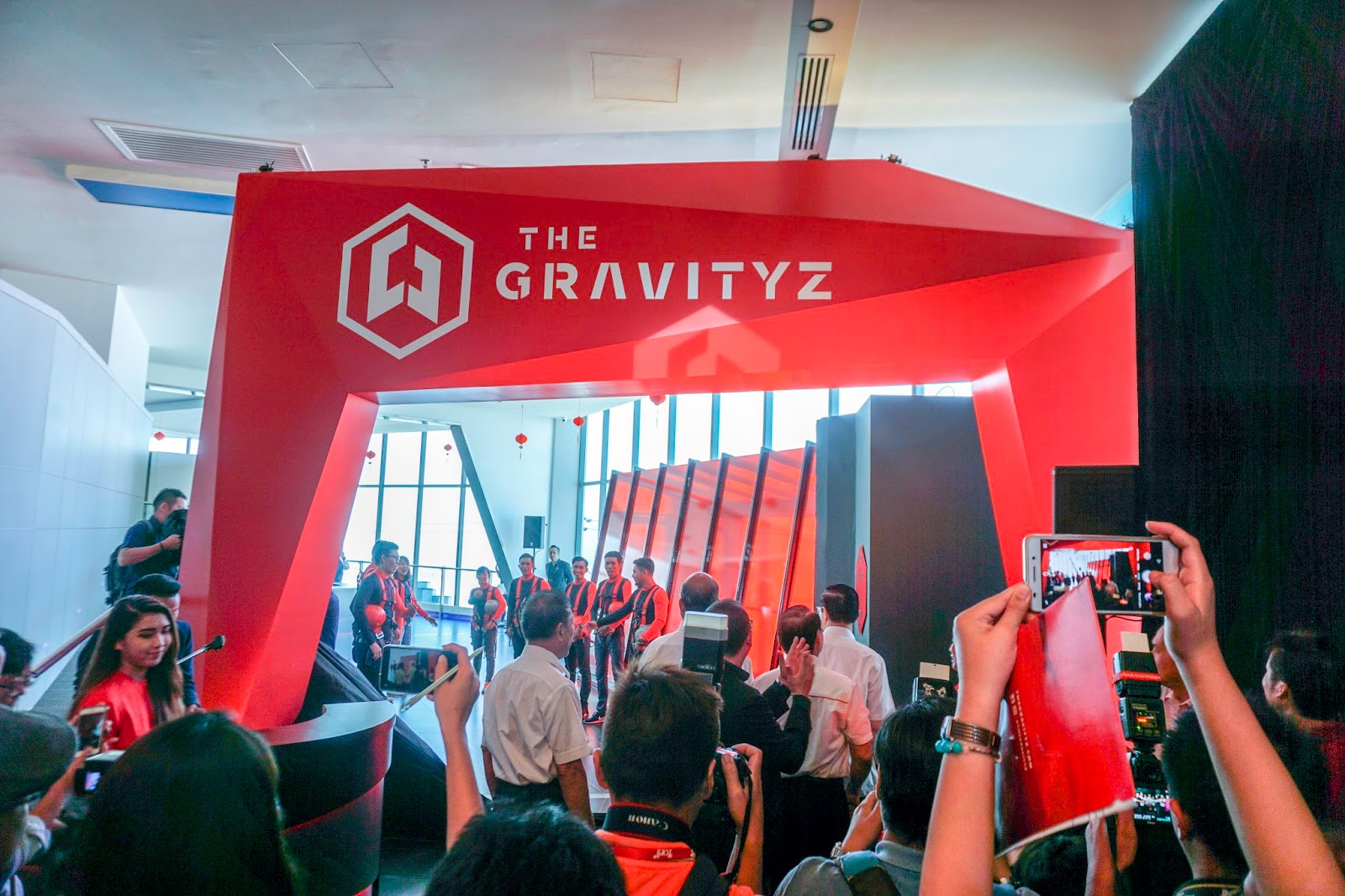 The Gravityz @ The Top, Komtar, Penang