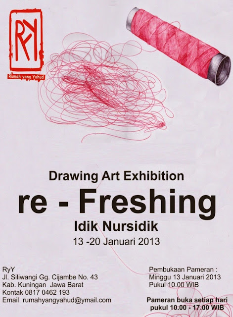 Pameran Seni Rupa: re-Freshing