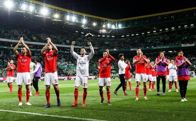 Benfica agradecimento aos adeptos