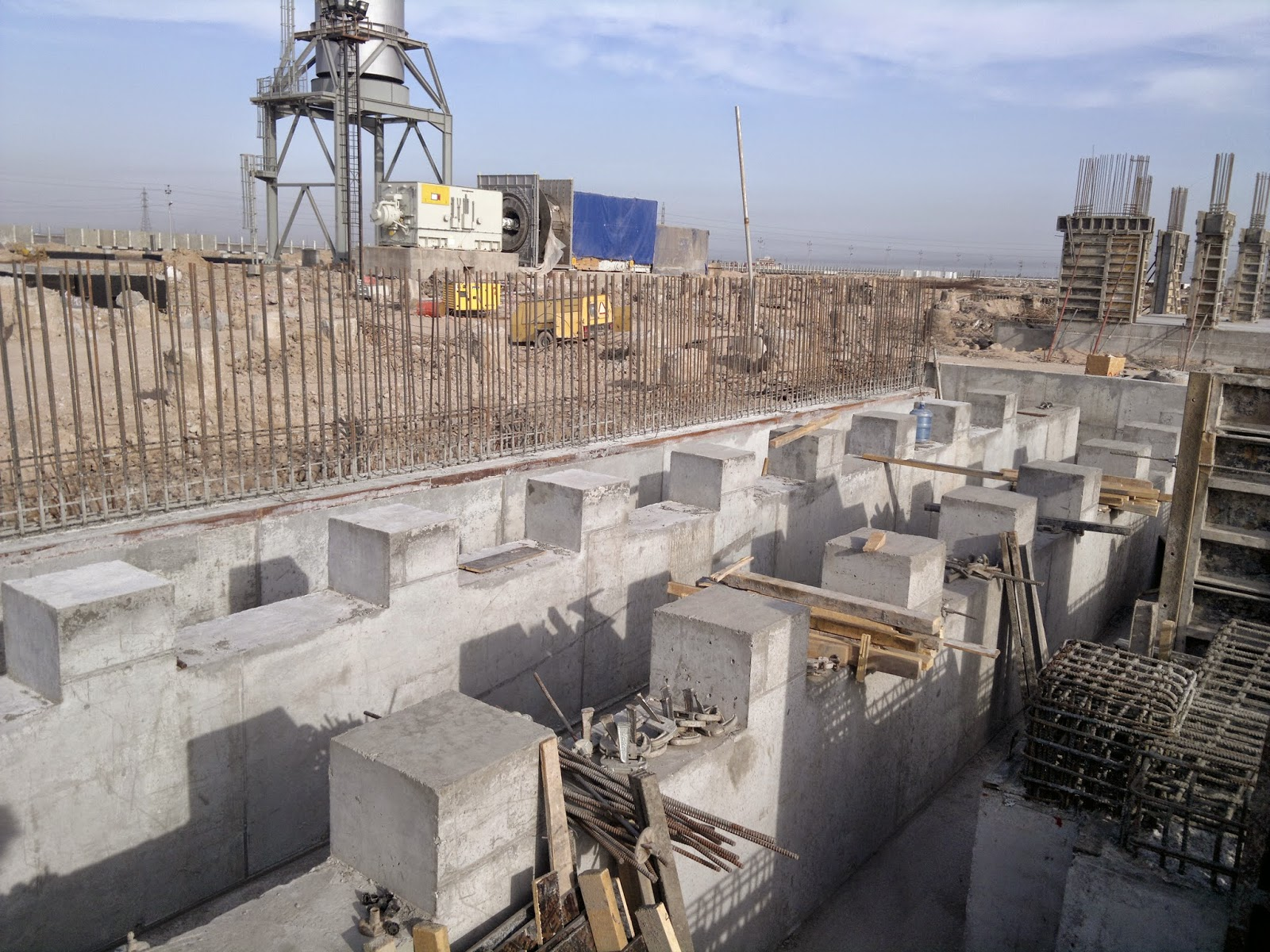 Octagon Contracting & Engineering : OCTAGON is building