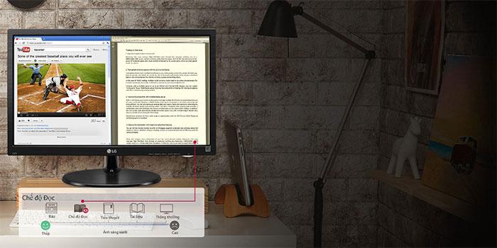màn hình máy tính, màn hình LG, màn hình 19.5, 20M39H-B