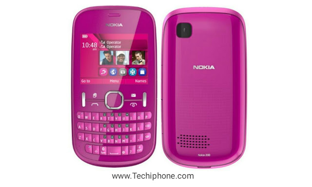 Nokia Asha 200 Flash File Free Download (RM-761) || Nokia Asha 200 Firmware Download