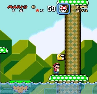 old school ater tide level on yoshi's island
