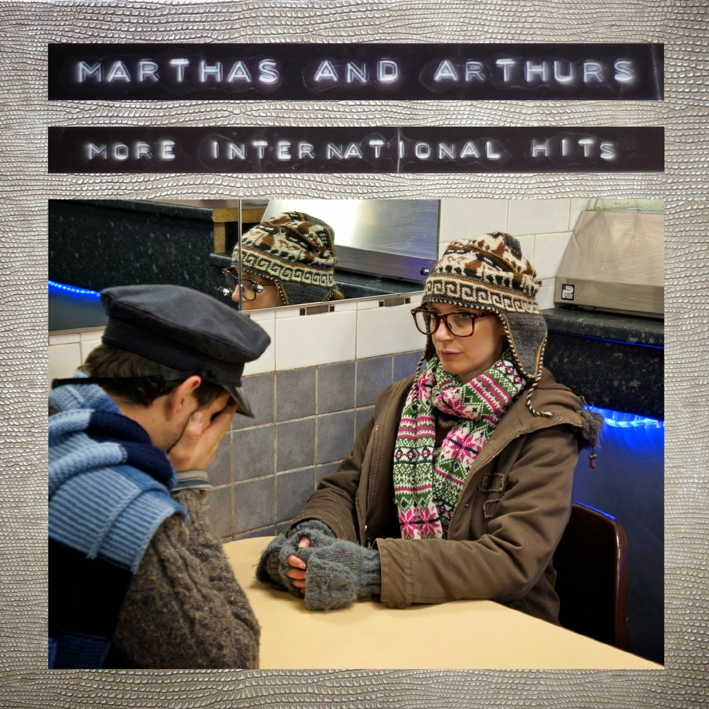Marthas & Arthurs - More International Hits