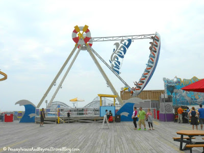 Morey's Piers in Wildwood New Jersey