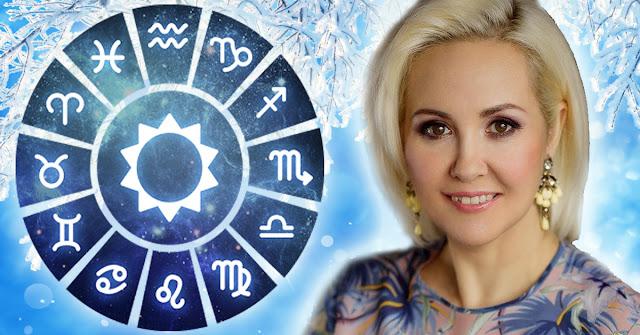Василиса Володина дала советы каждому знаку Зодиака на период с 29 января по 4 февраля