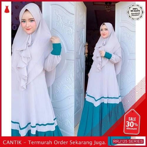 Jual RRJ125D141 Dress Muslim Mulki Wanita Syari Vg Terbaru BMGShop
