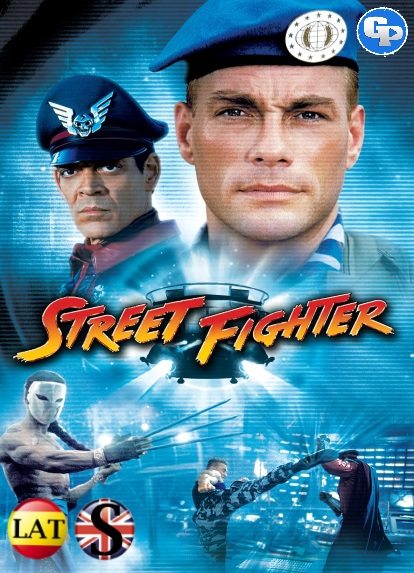 Street Fighter, la Ultima Batalla (1994) HD 1080P LATINO/INGLES
