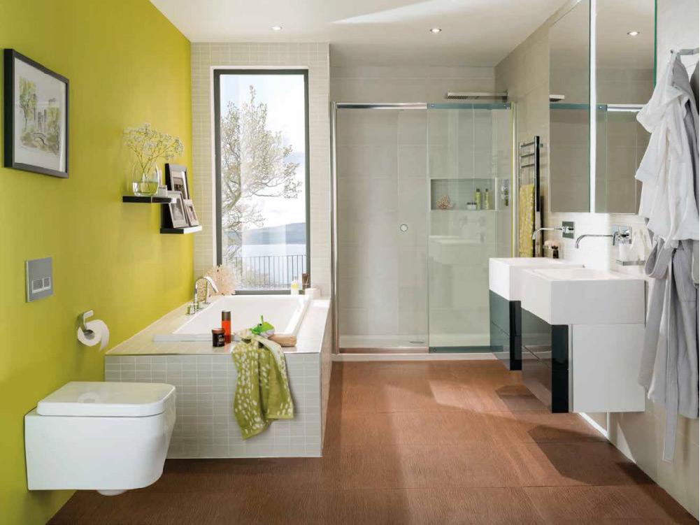 Il bagno soluzioni per tutta la famiglia tra estetica e - Armadietti per il bagno ...