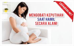 Inilah Obat Keputihan Alami untuk Ibu Hamil yang Aman dikonsumsi