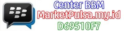 Transaksi Market Pulsa Lewat BBM di Server Market Pulsa All Operator Termurah Elektrik Online