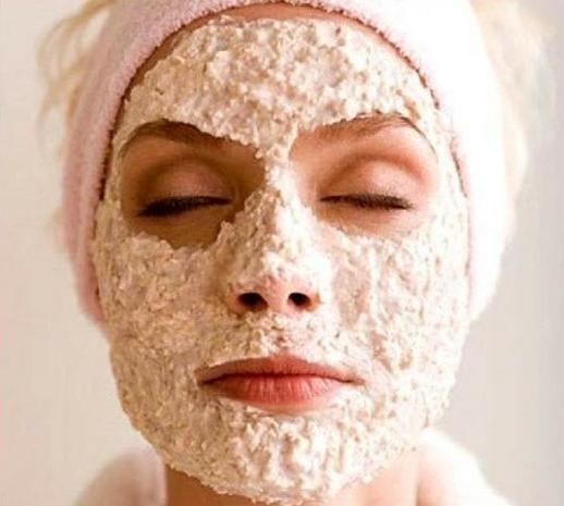 Máscaras de arroz para clarear manchas no rosto