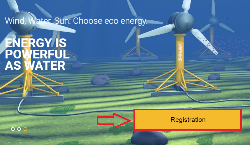 Регистрация в Solar Invest