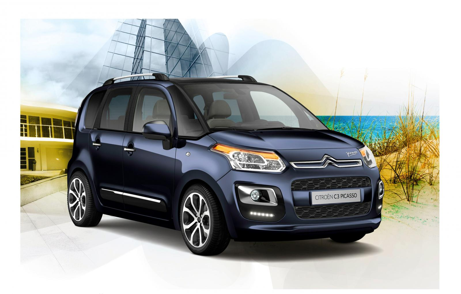 2013 citroen c3 picasso cars sketches. Black Bedroom Furniture Sets. Home Design Ideas