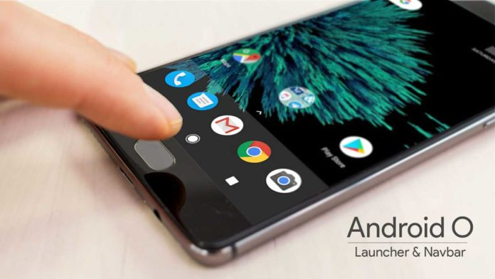 How to get Android O Navigation bar and Launcher on your