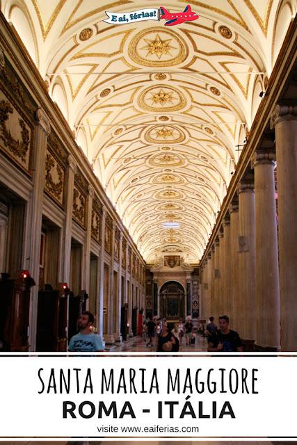 Santa Maria Maggiore, Roma, Itália