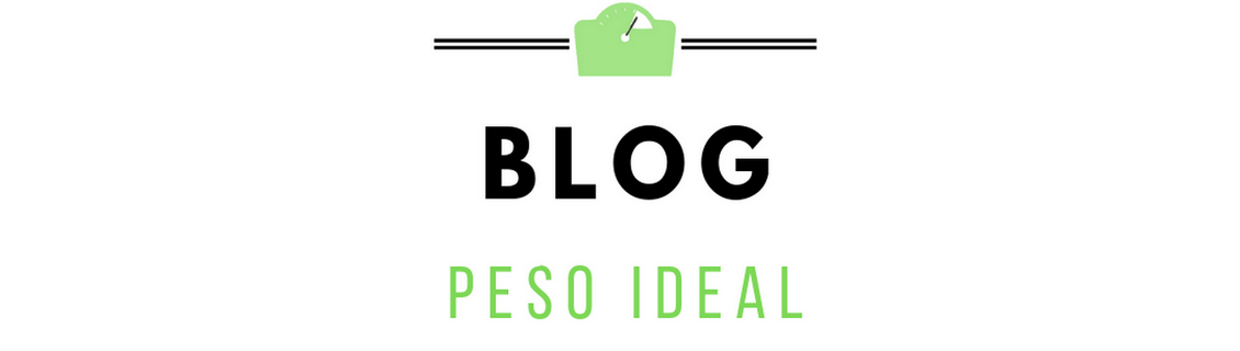 Blog Peso Ideal