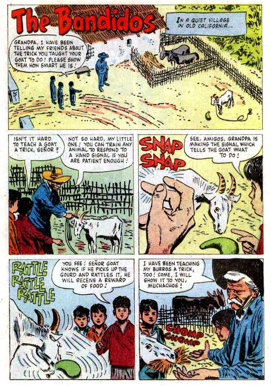 Zorro #9 1960s dell comic book page art by Alex Toth