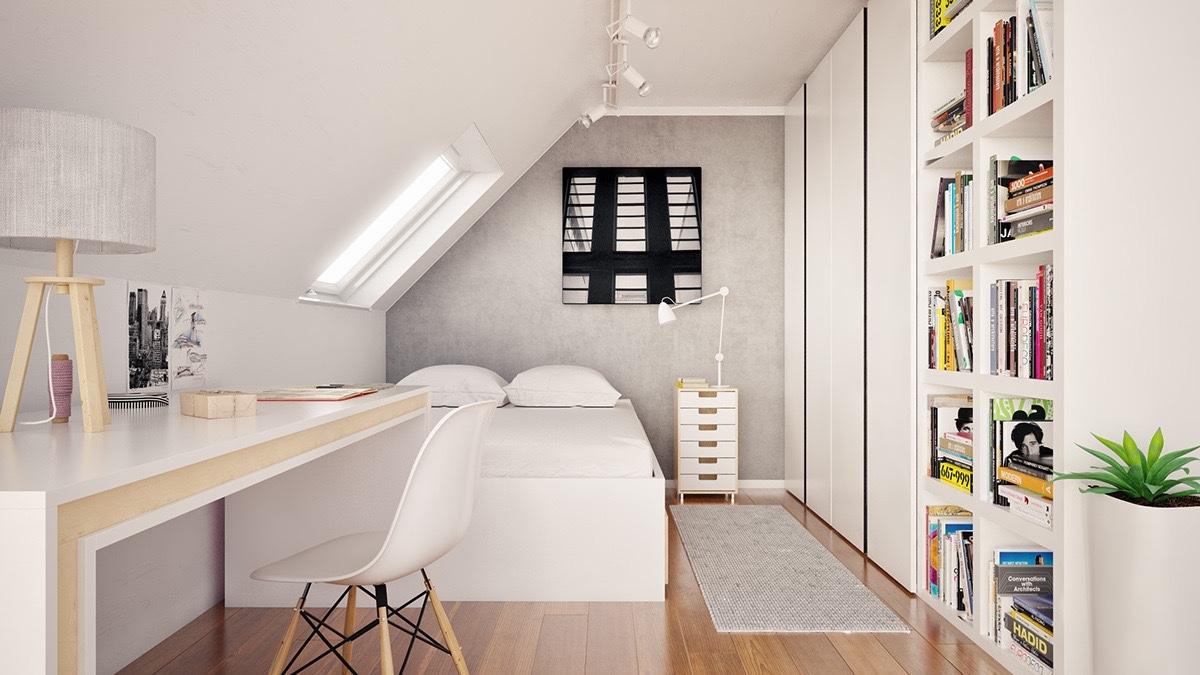 Kamar Tidur Anak Di Loteng Sobat Interior Rumah