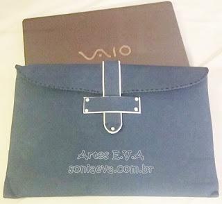 Porta Notebook em E.V.A
