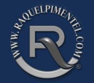 Raquel Pimentel - official logo