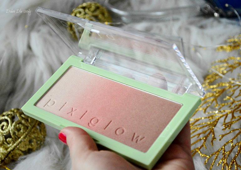 Pixi By Petra PixiGlow Cake - paleta Gilded Bare Glow -recenzja