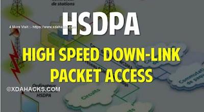 HSDPA HD Pic