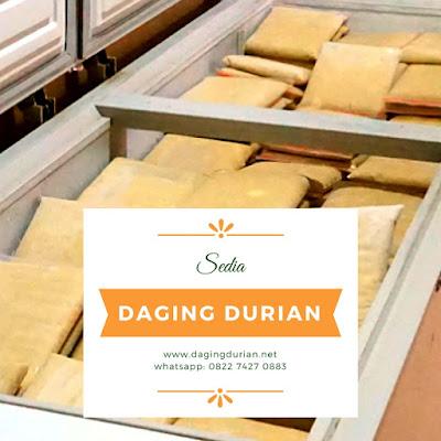 Daging Durian Medan Ternikmat di Cibinong
