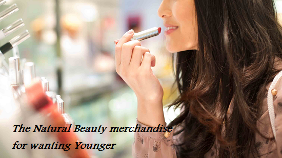 The Natural Beauty merchandise for wanting Younger