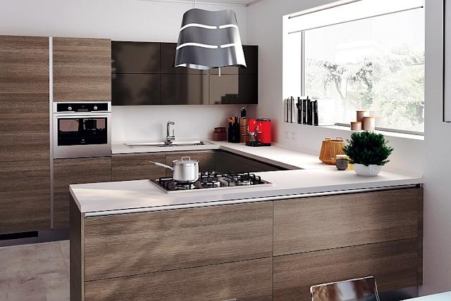 Modern Small Kitchen Design