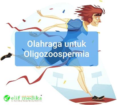 Olahraga untuk Oligozoospermia (Oligospermia)