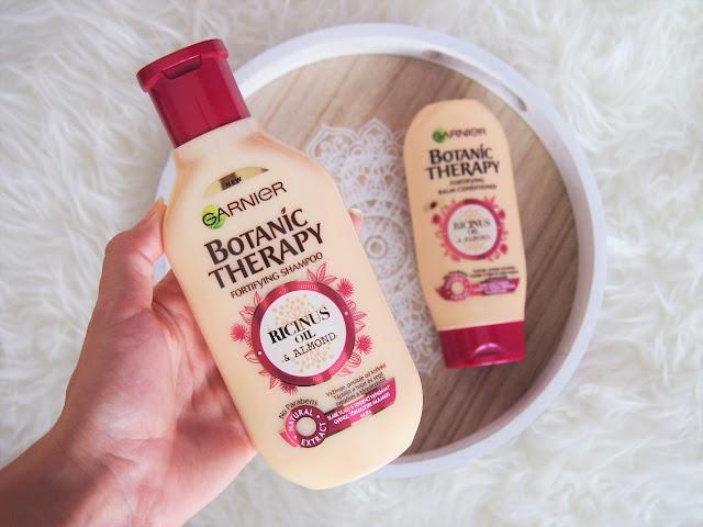 notino sk šampón a kondicionér garnier