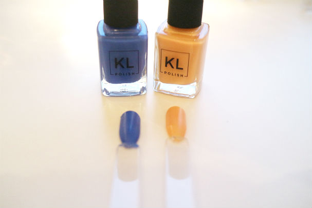 KL Polish - Miami Summer Collection - Porter Miami and South Peach | The Beauty is a Beast