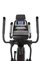 ProForm Endurance 520E console