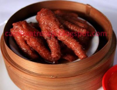 Foto Resep Dimsum Ceker Kaki Ayam Merah Sederhana Spesial Pedas Asli Enak