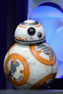 BB8 dans Star Wars 7