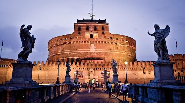 Ingressos para o Castelo de Santo Ângelo em Roma