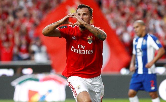 Benfica Seferovic