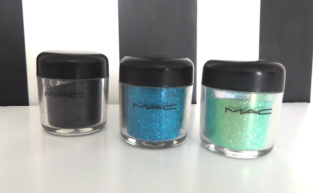 Mac Pigment Colour Powder Glitter