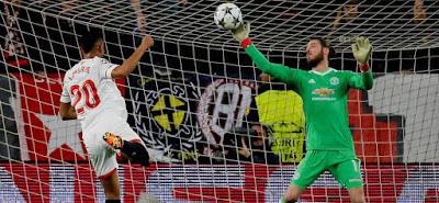 Sevilla FC - Manchester United