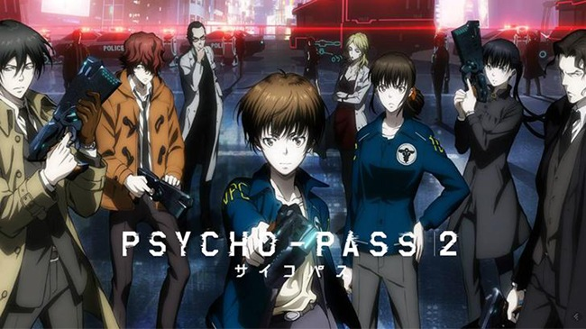 Psycho Pass 2 BD Subtitle Indonesia