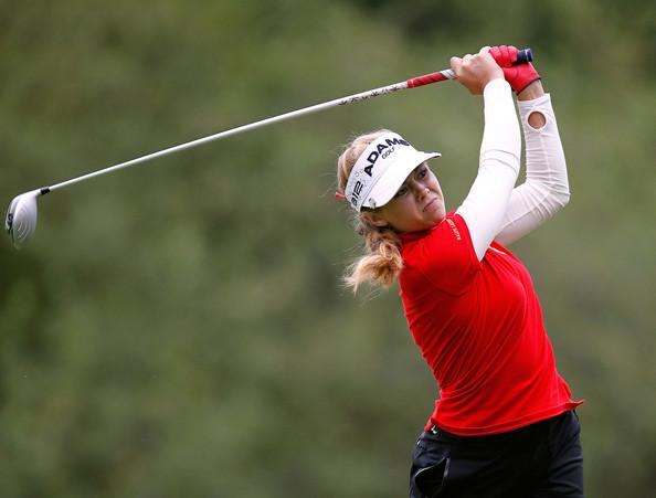 Kathleen Ekey, Hot American Female Professional Golfer -6507