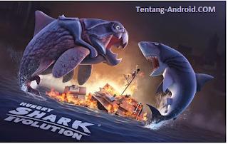 Hungry Shark Evolution APK V3.4.0 MOD Unlimited Money and Gems