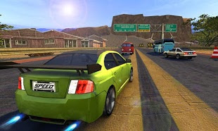 Drift Racing Road Racer