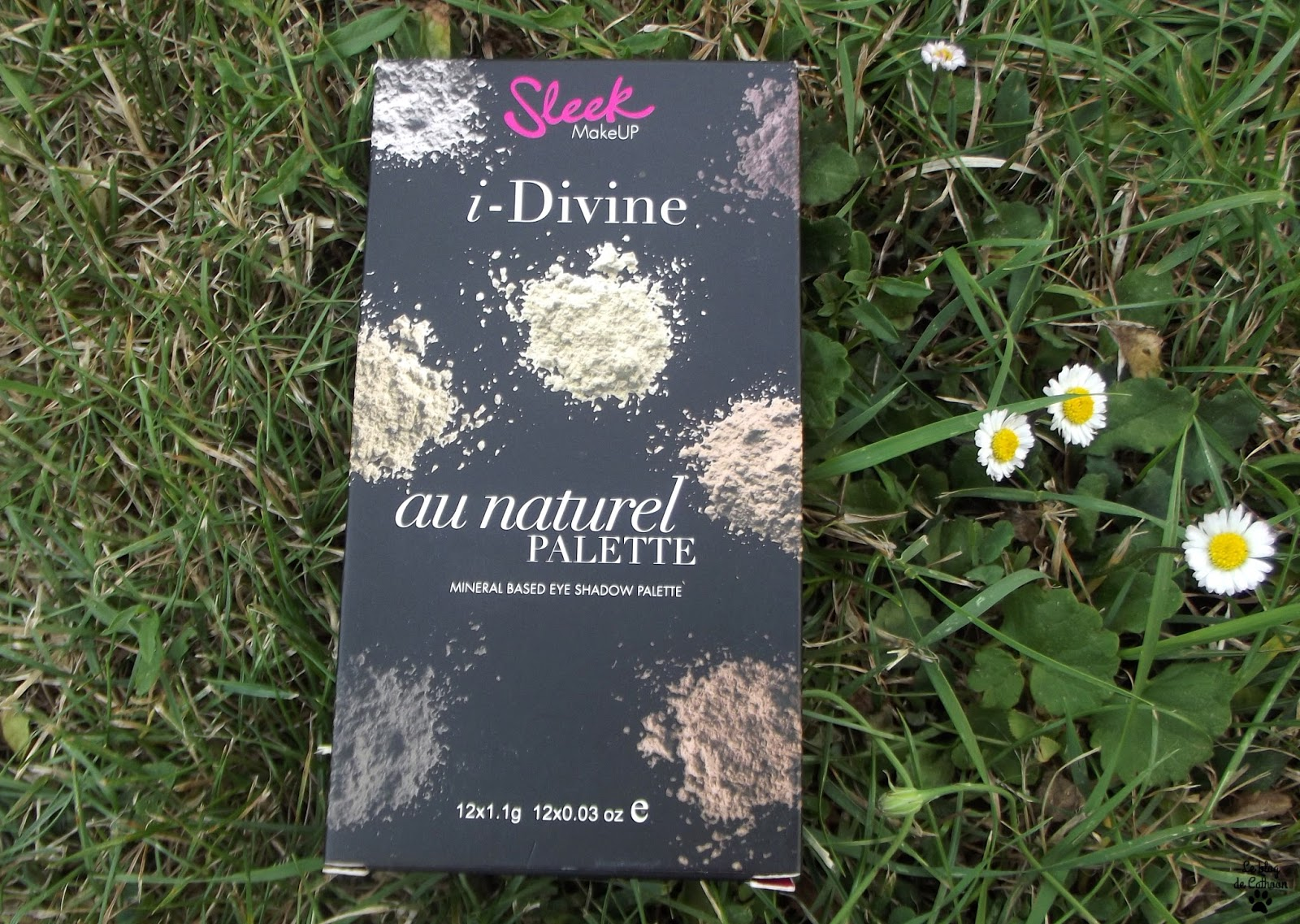 Palette Au naturel de sleek