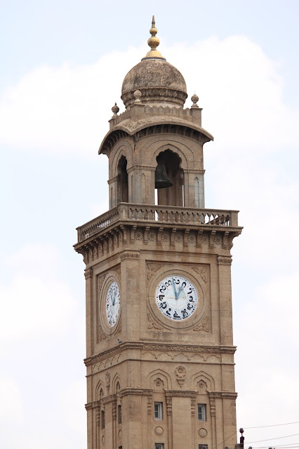 Mysore, Mysore Palace, Mysore Clock Tower, Mysore Silver Jubilee Clock Tower