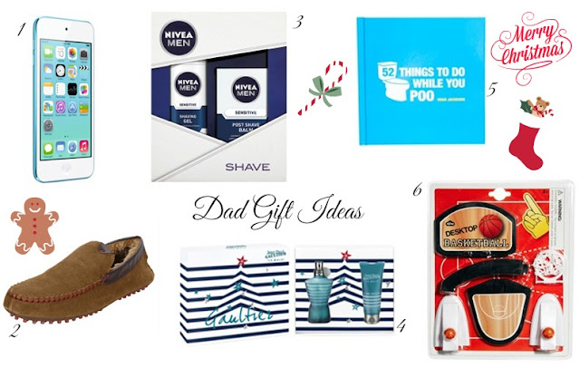 Dad Gift Ideas | Countdown To Christmas