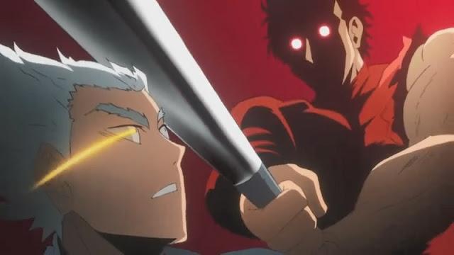 Download One Punch Man Season 2 Episode 6: Kebangkitan Para Monster