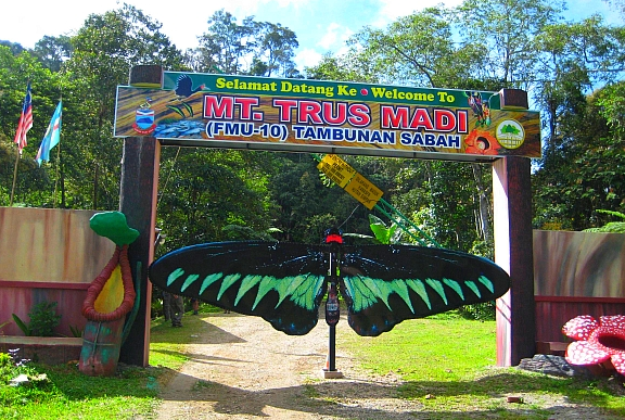 Things to do in Tambunan, Sabah