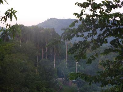 landscape balcon de la sierra